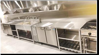 さくら厨房設備サービスに厨房機器を一時保管したい